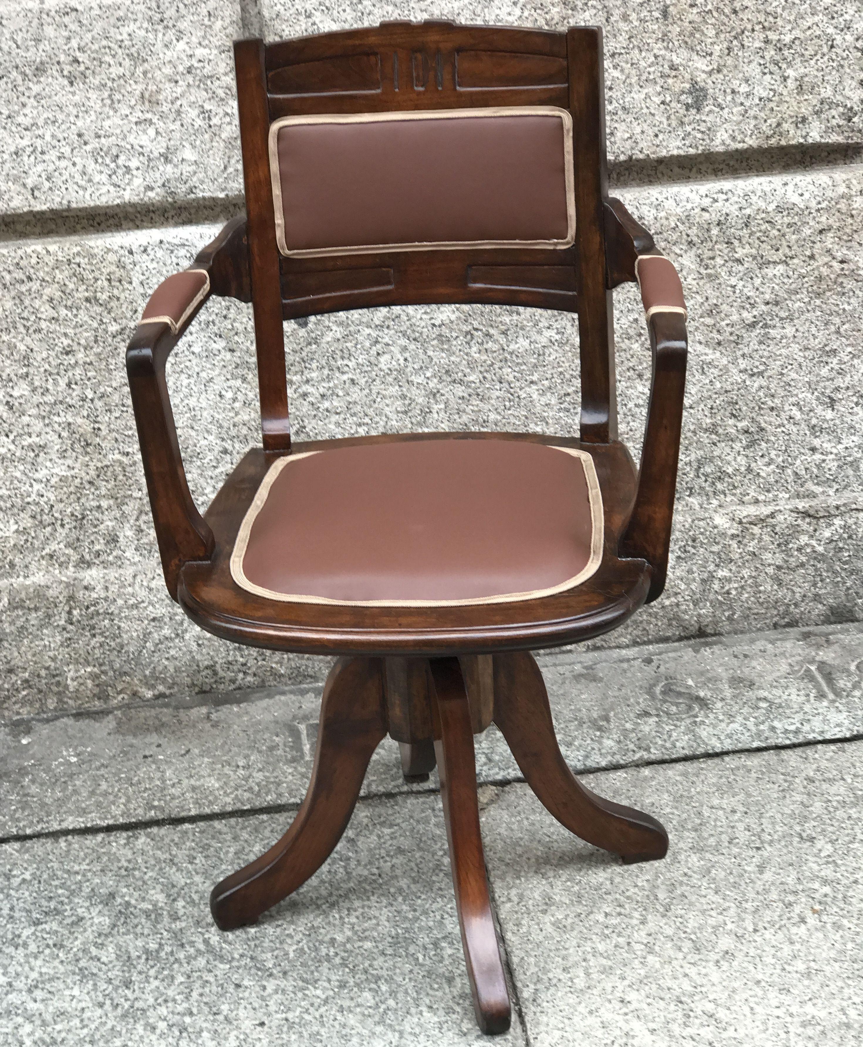 Poltrona da barbiere girevole 190 mobili e arredamento for Arredamento barbiere vintage