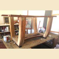 Gambe tavolo ad arca